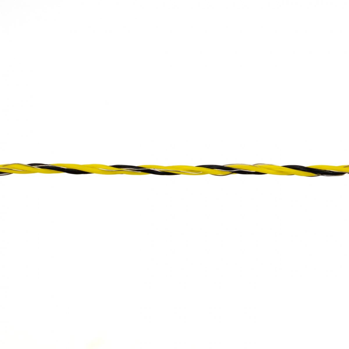 Villanypásztor zsinór - 1000m - 100kg - 0,34Ω/m
