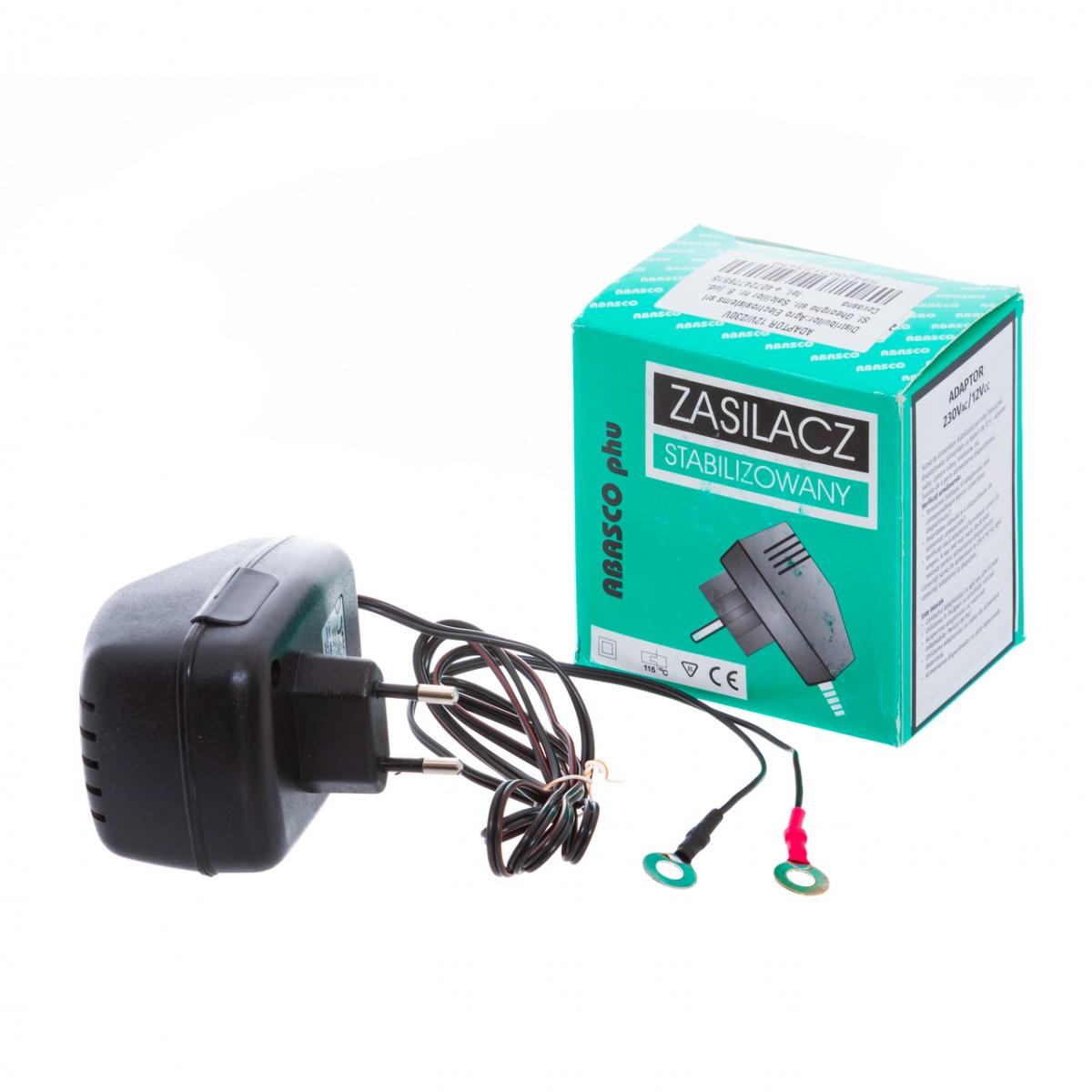 Transzformátoros hálózati adapter, 230/12V