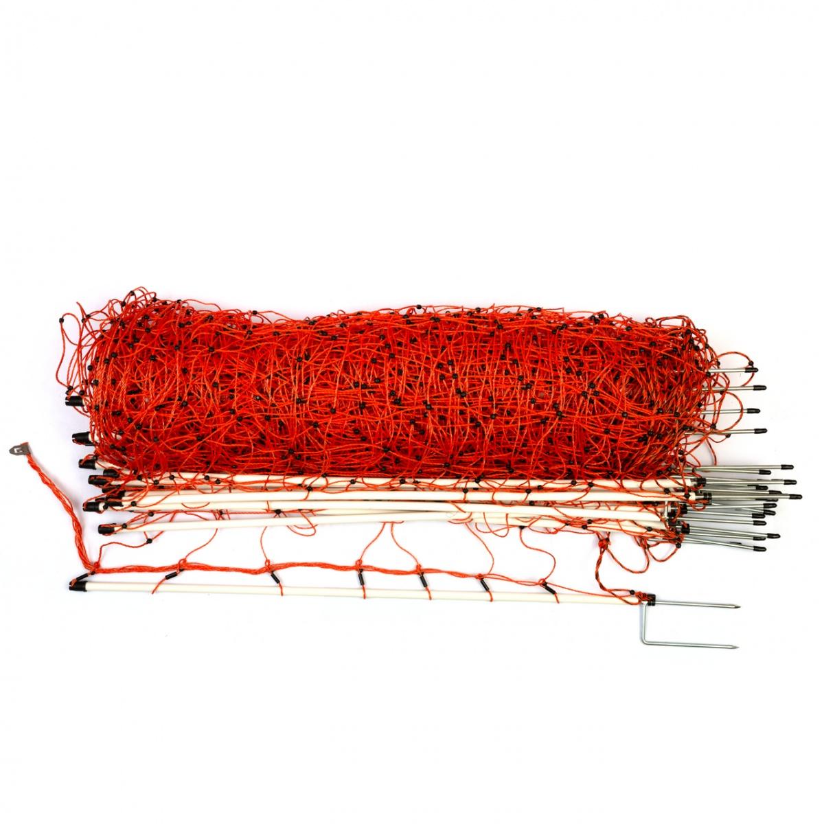 Villanypásztor háló 50 m × 90 cm
