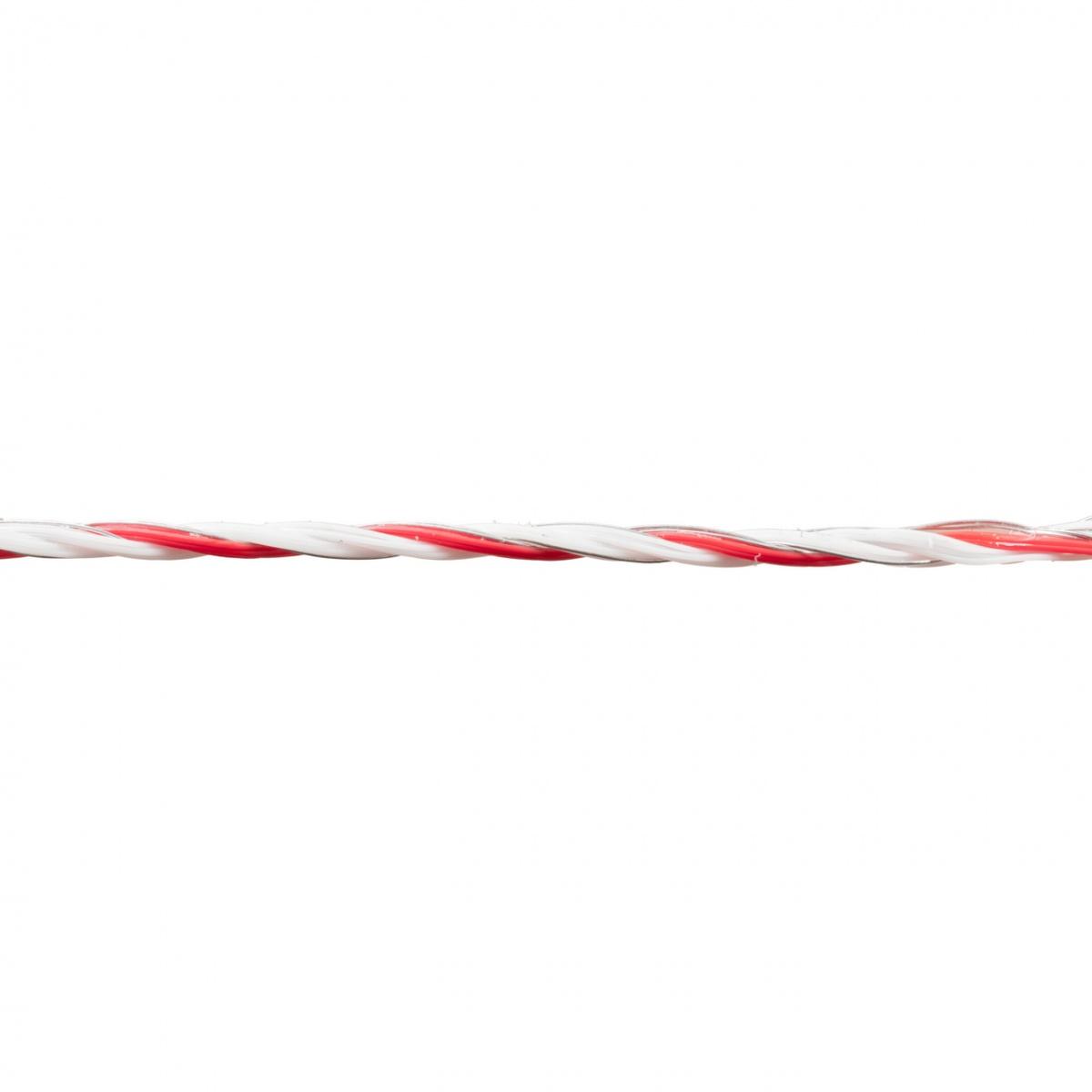 Villanypásztor zsinór - 1000m - 95kg - 0,5Ω/m