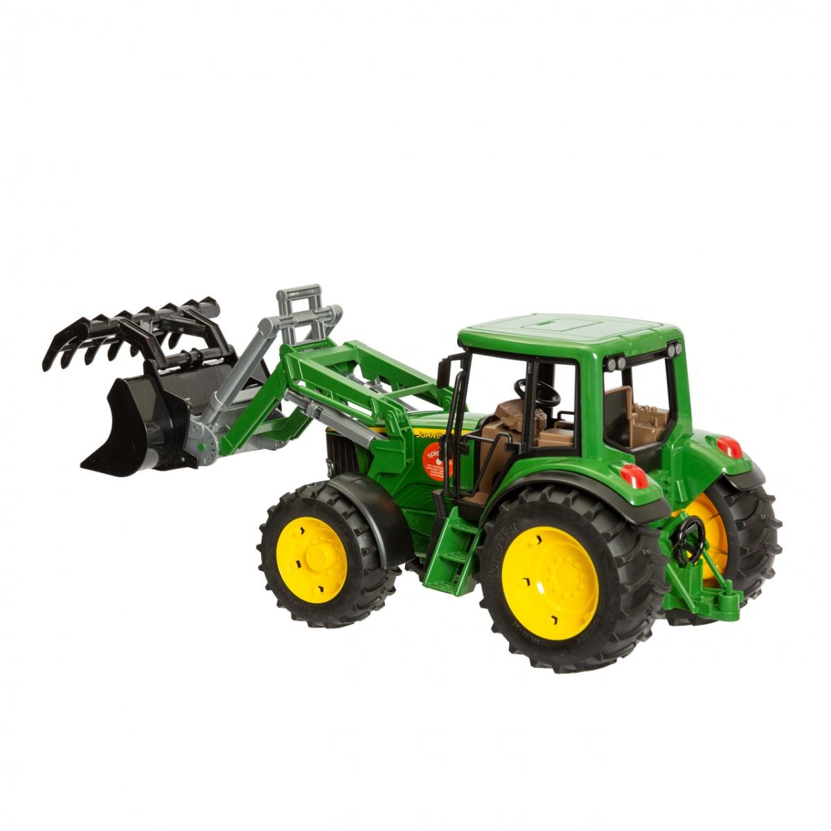 John Deere 6920 játéktraktor rakodókarral