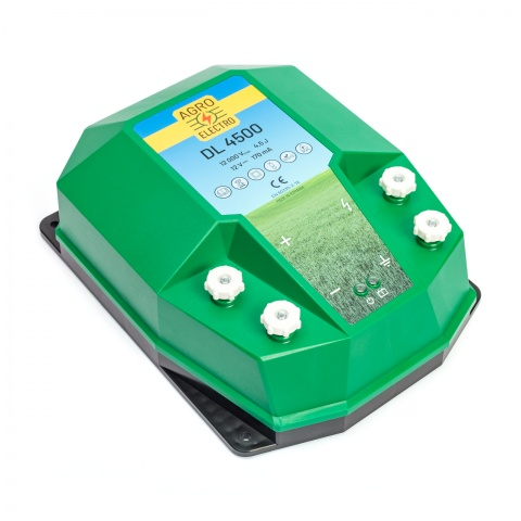 0223 - DL4500 villanypásztor készülék, 12V, 4,5Joule - 28200Ft