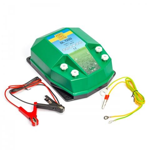 DL7200 villanypásztor készülék, 12V, 7,2Joule