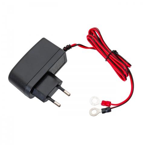 DL7200 villanypásztor készülék, 12V, 7,2Joule, hálózati adapterrel