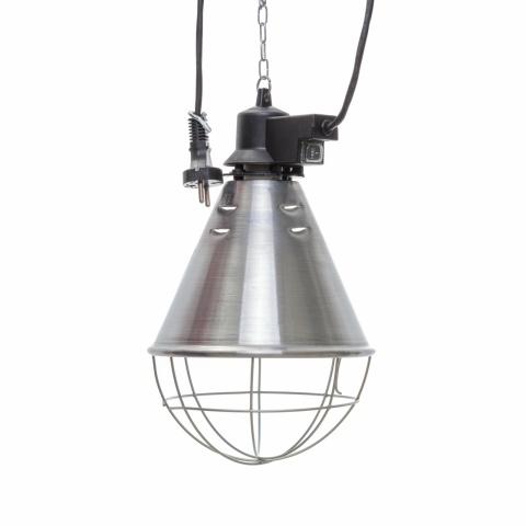 0336 - Infralámpa búra fényerősség-kapcsolóval - 5400Ft