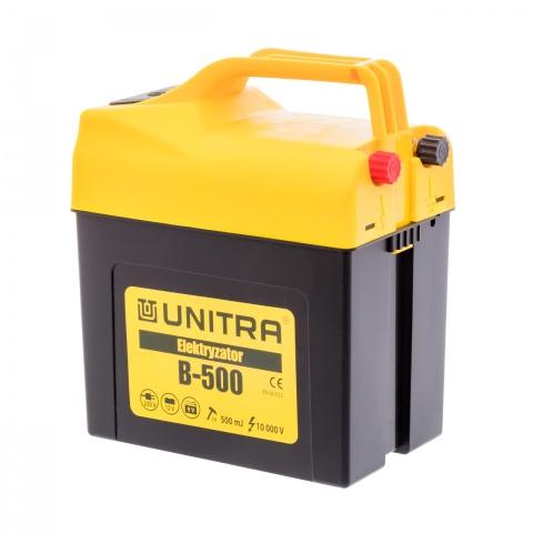 0344 - UNITRA B-500 villanypásztor készülék, 9-12 V, 0,5 Joule - 26900Ft