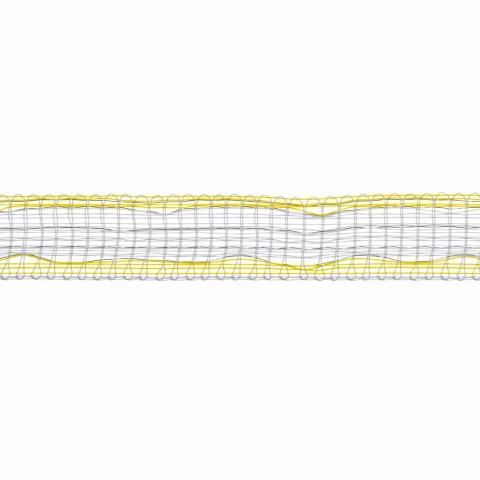 Villanypásztor szalag - 20 mm - 200m - 90kg - 0,4Ω/m