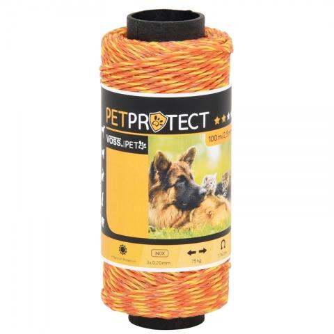 Villanypásztor alapcsomag kutyáknak, tyúkoknak, rókáknak