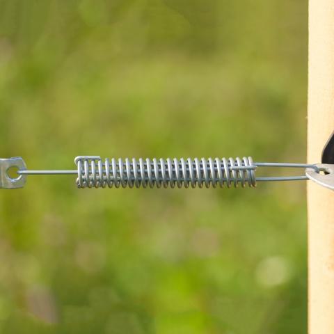 Feszítő rugó 1,6 mm-es huzalnak