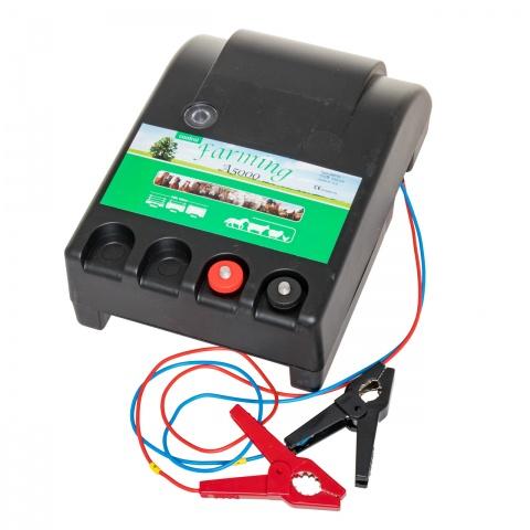 0198 - A 5000 villanypásztor készülék - 52300Ft