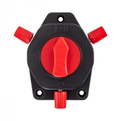 0157 - Szakaszkapcsoló (megszakító és váltó) - 2800Ft