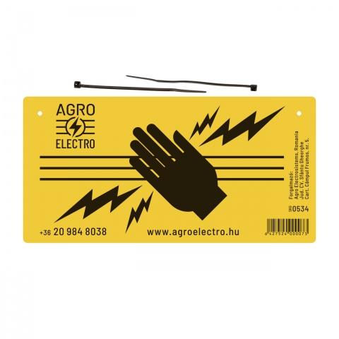 0067 - Figyelmeztető tábla - 410Ft