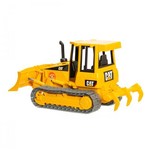 Caterpillar lánctalpas játékbuldózer