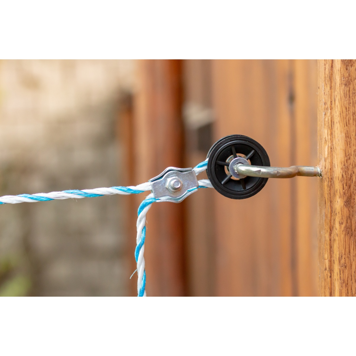 Villanypásztor kötél - 200m - 590kg - 2,3Ω/m