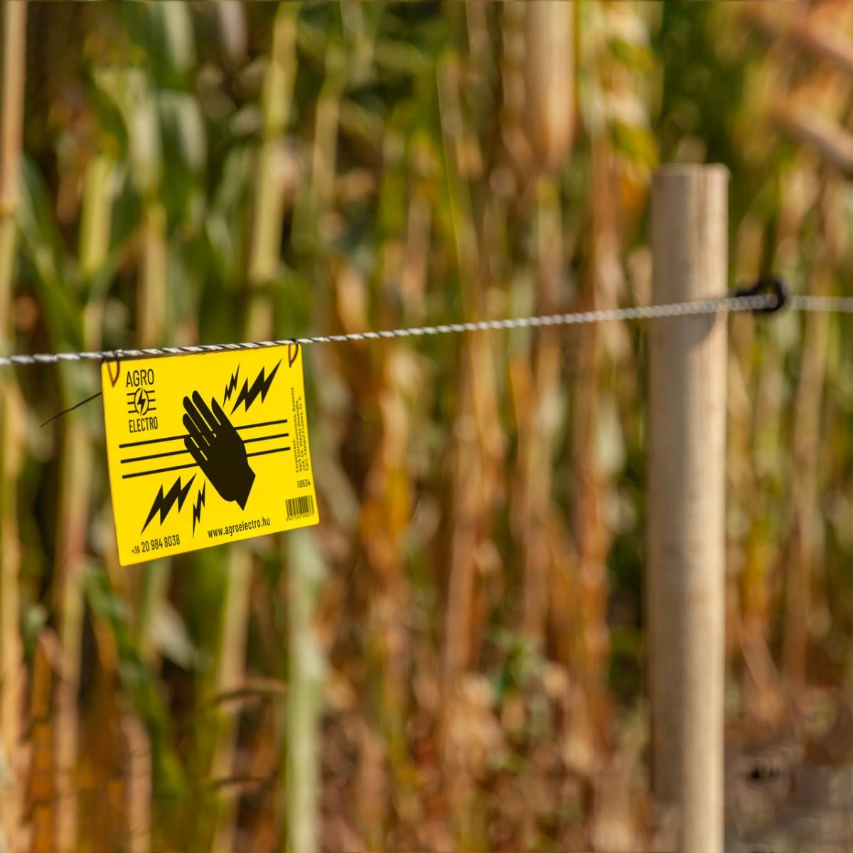 Figyelmeztető tábla