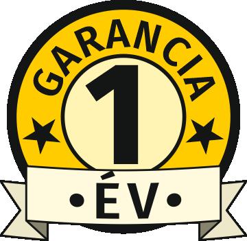 Garancia 1 év
